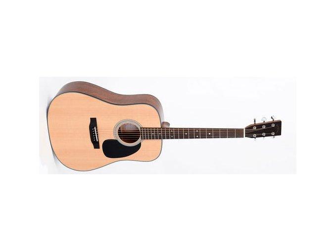 SIGMA SDM-STE, elektro-akustická kytara VÝBĚR, masiv, sitka/mahagon