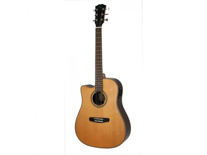 DOWINA DCE999LHV kytara levoruká