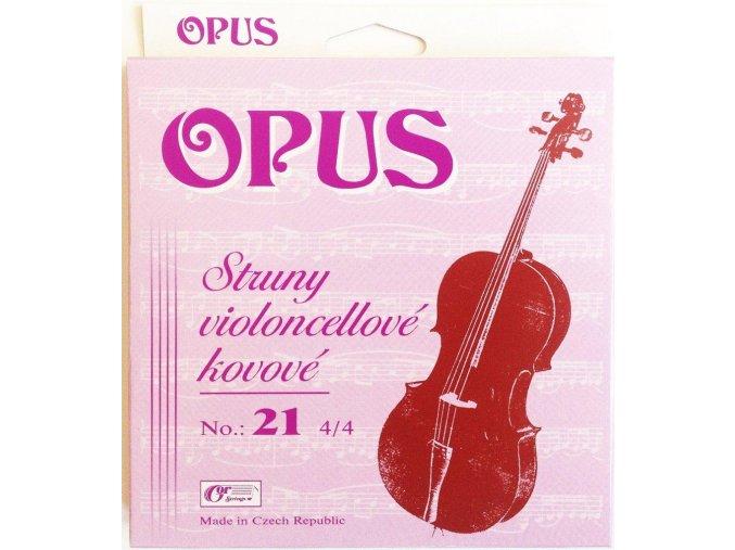 GORSTRINGS OPUS N.21 sada strun na cello