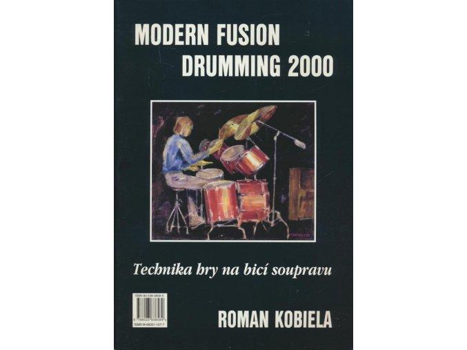 KOBIELA ROMAN - Technika hry na bicí soupravu