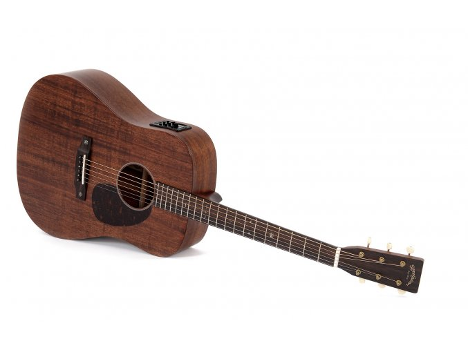 SIGMA SDM-15E, elektroakustická kytara VÝBĚR, celomasiv, mahagon, včetně gig bagu