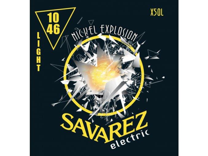 SAVAREZ EXPLOSION X50L