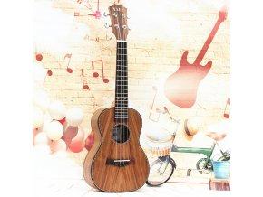 HNB YAEL23 Acacia Koa koncertní ukulele