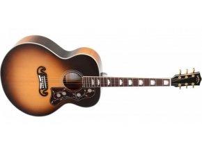 SIGMA GJA-SG200 elektroakustická kytara, grand jumbo, sitka, javor, 0. pražec 44,5mm, mechaniky grover, elektronika fishman