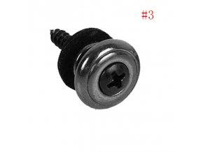 EB BTN141 Copper knoflík button na zavěšení řemenu