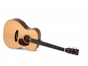 SIGMA S000M-18E, elektroakustická kytara VÝBĚR, celomasiv, sitka, mahagon, včetně gig bagu