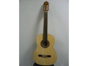 NASHVILLE NW-030 klasická kytara 4/4, polomasiv, smrková přední deska