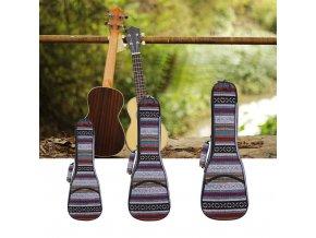 HNB C3S26 povlak na tenorové ukulele
