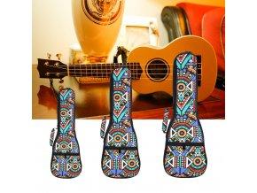 HNB C6S23 povlak na koncertní ukulele