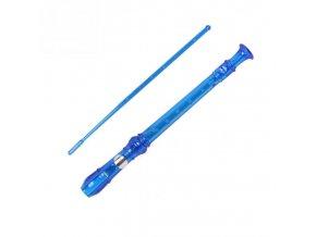 EBE F05 sopránová zobcová flétna, modrá