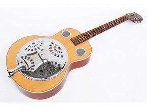 CHERRYSTONE Dobro - Resonator kytara, barva natural