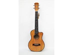 HNB MUSIC 23 Mahagony ukulele koncert cutaway
