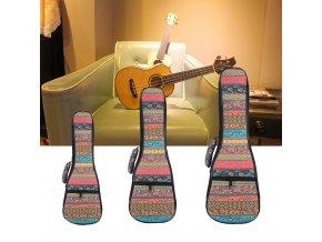 HNB C10S21 povlak na sopránové ukulele