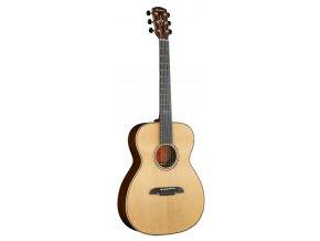 ALVAREZ Masterwork Elite OM70 - akustická kytara, celomasiv sitka + indický palisandr, vč. kufru