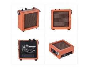 EBE 879 Mini kombo/zesilovač pro ukulele