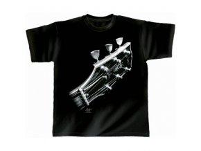 RY Hudební tričko s motivem kytary Cosmic Guitar