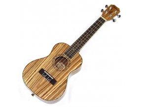 HNB KULANA 21 Zebrano ukulele soprán
