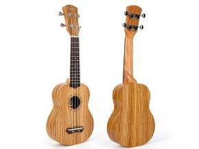 HNB ZEBRA 21 sopránové ukulele