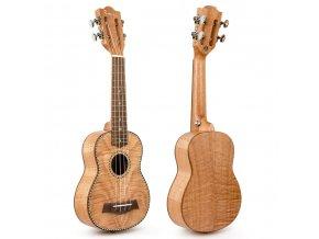 EBE DAVIDOVKA OKOUME 21 sopránové ukulele