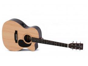 SIGMA OOOTCE+,elektro akustická kytara , polomasiv sitka