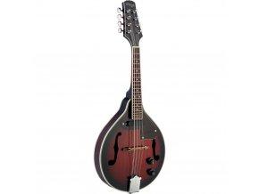 STAGG M50 E elektro-akustická mandolína