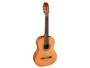 ALVARO klasická kytara 37 S polomasiv