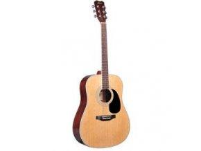 ANDY STONEWOOD AS W 37N, akustická kytara dreadnought