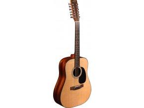 SIGMA DM12-1ST, 12-ti strunná akustická kytara VÝBĚR, masiv, sitka