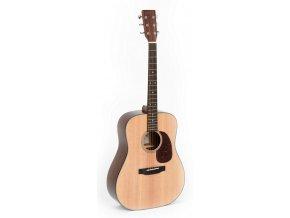 SIGMA DM-18, 6-ti strunná akustická kytara VÝBĚR, masiv, sitka