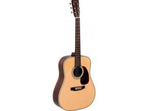 SIGMA DR-28V, akustická kytara VÝBĚR, masiv, sitka, hmatník 44,5 mm, Grover Open-geared mechanika