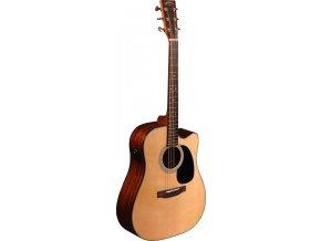 SIGMA DMC-1STE, elektro-akustická kytara VÝBĚR, masiv, sitka