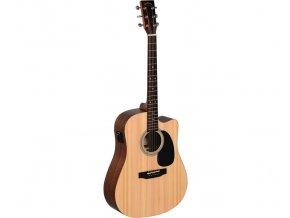 SIGMA DMC-STE, elektro-akustická kytara VÝBĚR, masiv, sitka