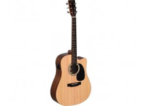 SIGMA DMC-STE(GMC-STE), elektro-akustická kytara VÝBĚR, masiv, sitka