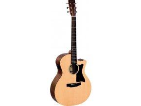SIGMA GMC-STE, elektro-akustická kytara grand auditorium VÝBĚR, masiv, sitka, 44,5 mm