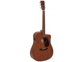 SIGMA DMC-15E, elektro-akustická kytara VÝBĚR, masiv, mahagon, Grover mechanika