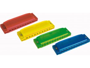 HOHNER HAPPY COLOR HARP DISPLAY SET