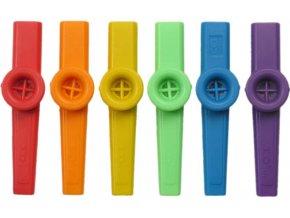 STAGG KAZOO-30, barevné kazoo, plastové