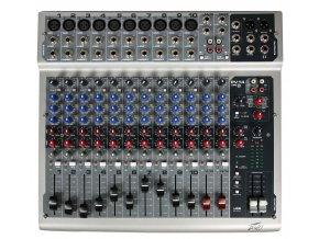 PEAVEY PV 14 USB mixpult  11/12 & 13/14 stereo vstupy + 10RQ mikrofonní vstupy