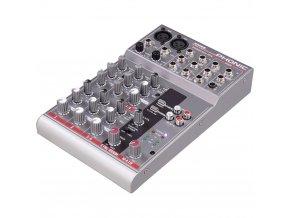 PHONIC AM 85 2Mic/Line 2-Stereo kompaktní mixážní pult