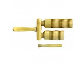 GEWA CLUB SALSA dřevěné agogo, F835280