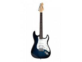 ABX ST-230 BL/PWHR VÝBĚR elektrická kytara, blue burst