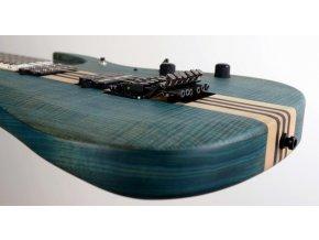 SIVCAK BW6gs elektrická kytara s průchozím krkem, tremolo Gotoh, DiMarzio snímače, VČ 046212
