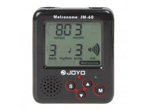 JOYO JM-60 digitální mini metronom, USB napájení