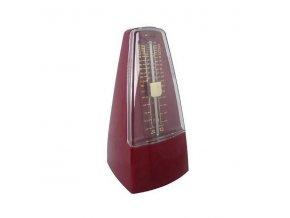 JOYO JM-66R metronom mechanický se zvonkem - červený