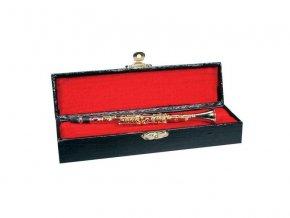 MCS-135 dárkový předmět klarinet
