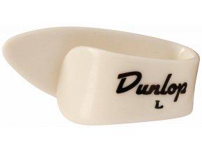 DUNLOP 9021R prstový prstýnek bílý Large