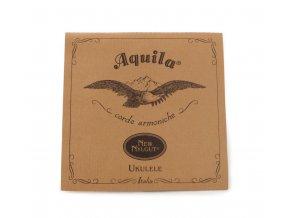 AQUILA AQ-4U struny na sopránové ukulele GCEA, Regular set