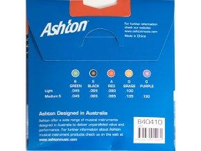 ASHTON ABSS struny akustická baskytara