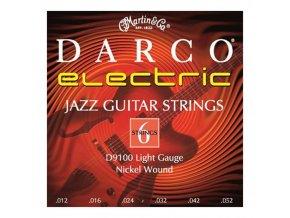 DARCO D9100 LT 012 struny na elektrickou kytaru
