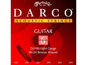 DARCO D5100 12-54 struny western kytara